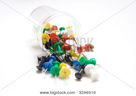 Jar Of Tacks