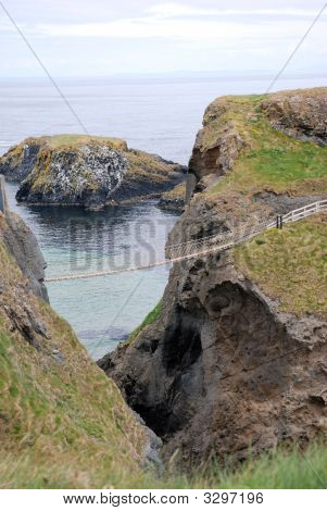 Carrickarede Rope Bridge