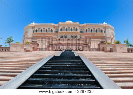 Emirates Palace In Uae