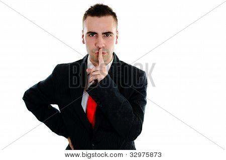 Businessman's Secret