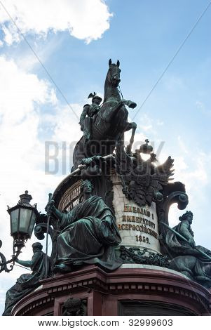 Monument To Nicholas I.