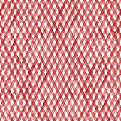 Watercolor Stripe Plaid Seamless Pattern. Red Colored Stripes Background. Watercolour Hand Drawn Dia poster