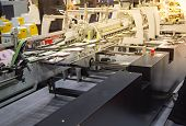 Packaging Printing Machine From Printing To Finishing poster