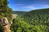 pic of bluff  - This famous place on the Whitaker - JPG