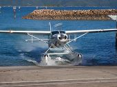 foto of cessna  - Ramping of cessna caravan at Hayman Island located in whitsundays Australia - JPG
