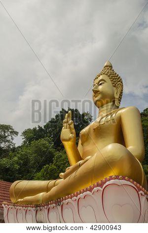 A Buddha Image