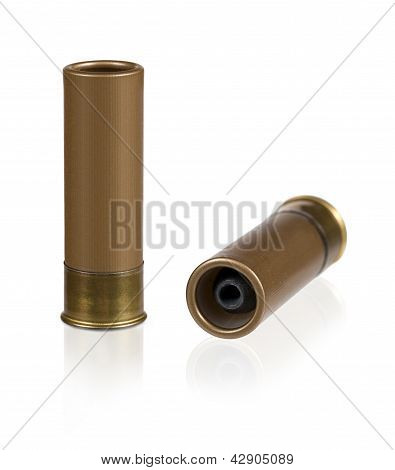 Hunting Bullets Isolated