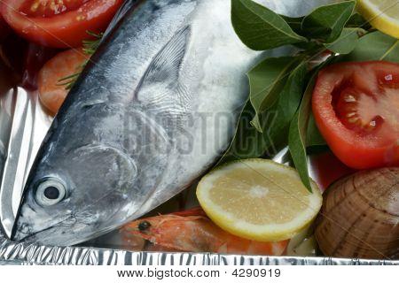 Pouco atum, atum, Alby, Germano, cor de prata.