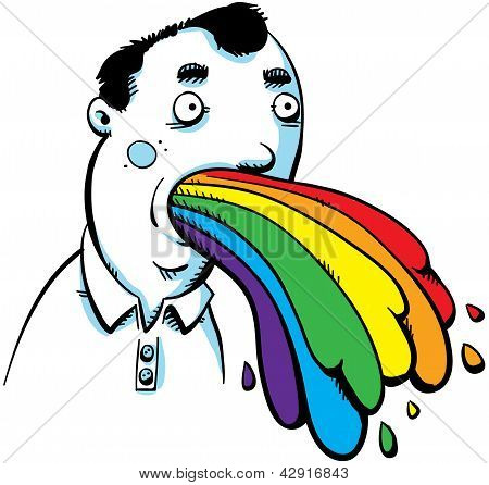Rainbow Vomit