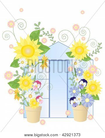 Summer Greenhouse