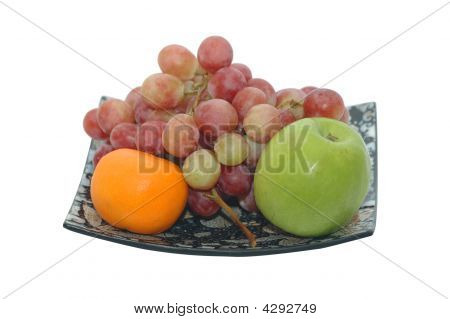 Fruits On Tray