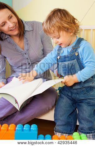 Next Story Mom