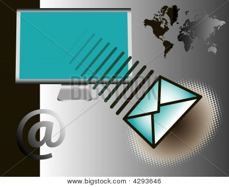Monitor Email