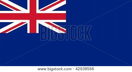 Flag Of The United Kingdom (blue Ensign).