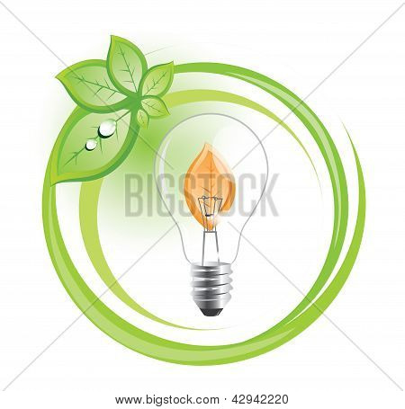 Sustainable lightbulb