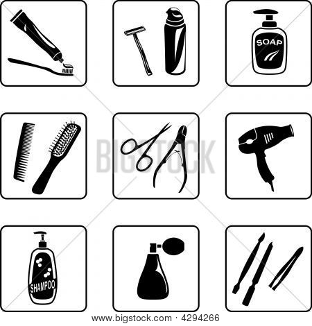 Personal Hygiene Objects