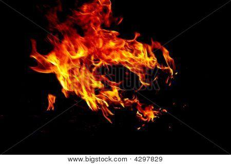 Fire Ablaze