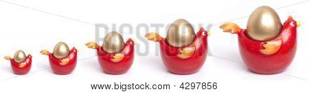 Golden Egg Growth Chart