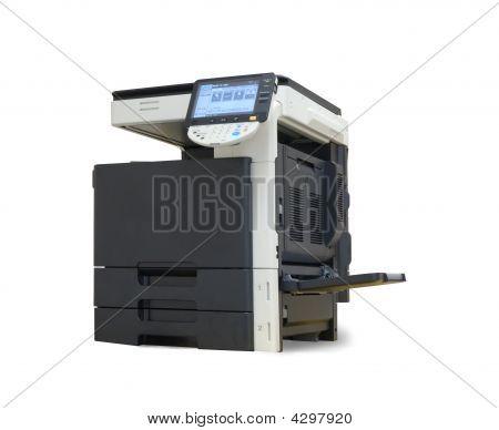 Impresora de oficina digital.