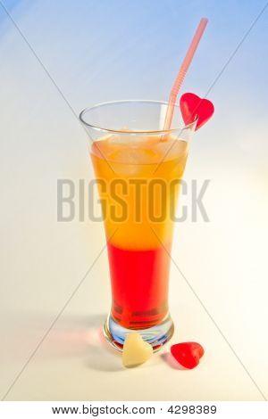 Campari-orange Cocktail