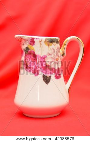 Vintage tea pot.