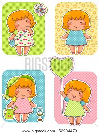 cute girly designs