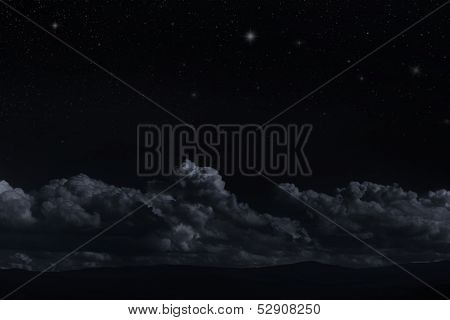 Night Starry Sky