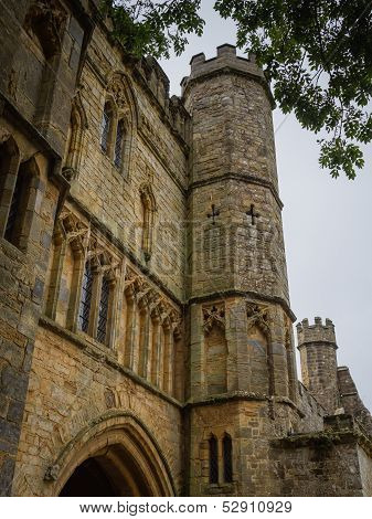 Battle Abbey At Hastings