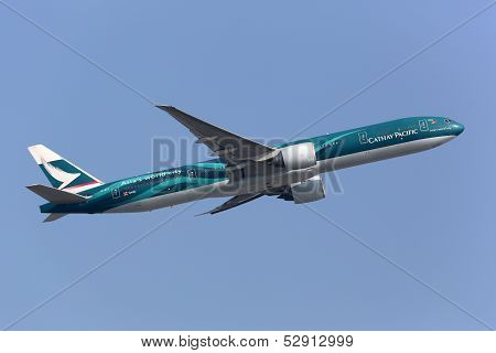 Cathay Pacific Boeing 777-300Er Special Livery
