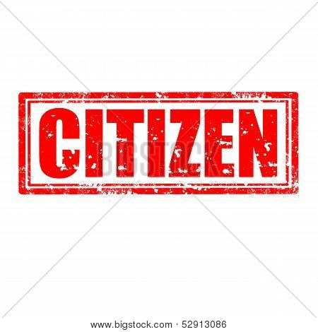 Citizen-stamp
