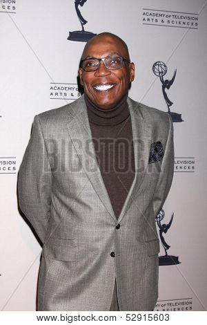 LOS ANGELES - OCT 25:  Paris Barclay at the An Evening with