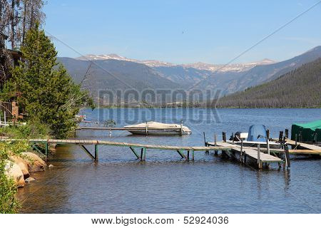 Colorado - Shadow Mountain Lake