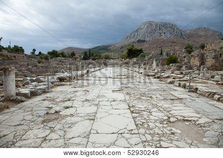 Lechaion Road