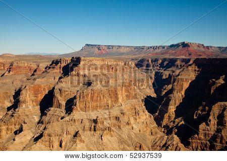 Grand Canyon Rocks Landscape View