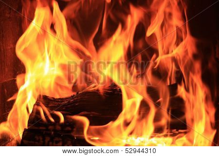 Firewod Flashover