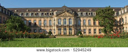 Neues Schloss (new Castle), Stuttgart