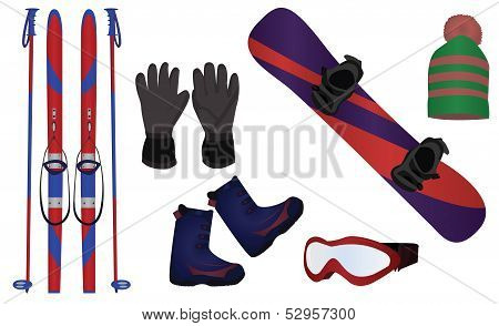 Winter Sport Accessories