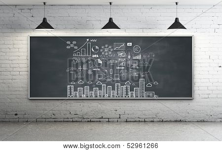 Strategy On Blackboard