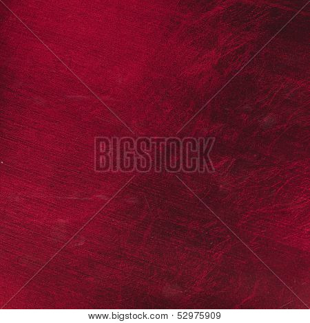 Demaged Red Textured