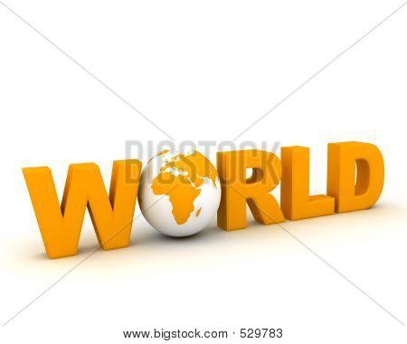 World Text1