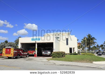 Deerfield Beach Fire Station 75