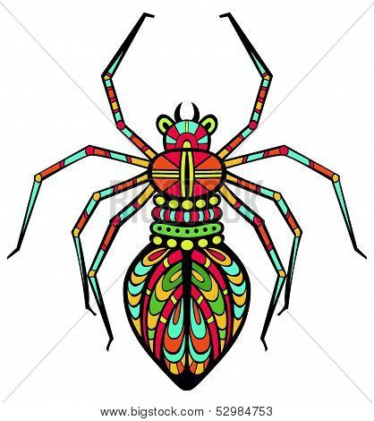 Fancy Spider