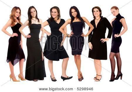 Fashion Women Standing