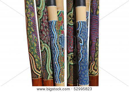 Australian Instrument Didgeridoo