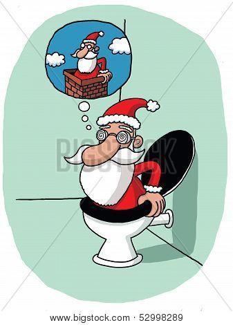 Santa's vision problem