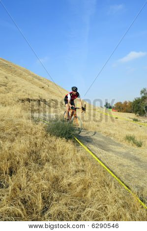 Men's Cyclocross Action