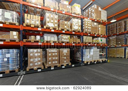 Distribution Warehouse