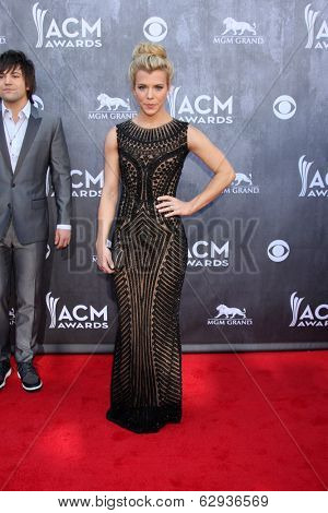LAS VEGAS - APR 6:  Kimberly Perry at the 2014 Academy of Country Music Awards - Arrivals at MGM Grand Garden Arena on April 6, 2014 in Las Vegas, NV