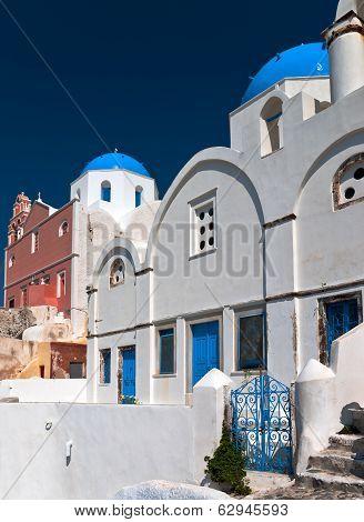 Greek Churches