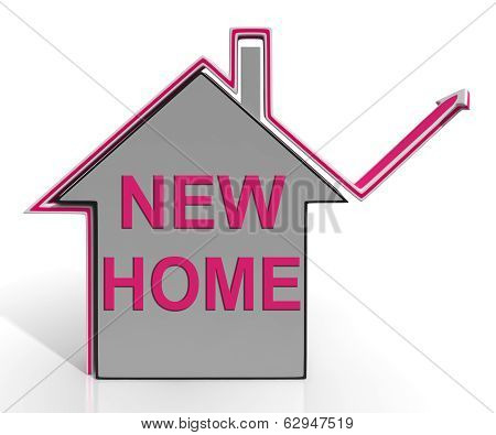 New Home House Means Purchasing Real Estate